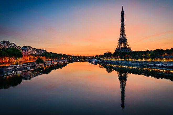 Viajar também é uma das facilidades de se morar na Europa