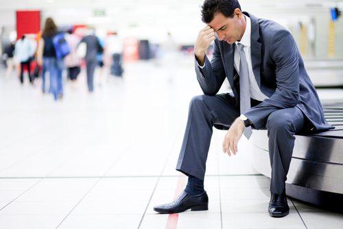 Bagagem extraviada no aeroporto. Foto: Shutterstock