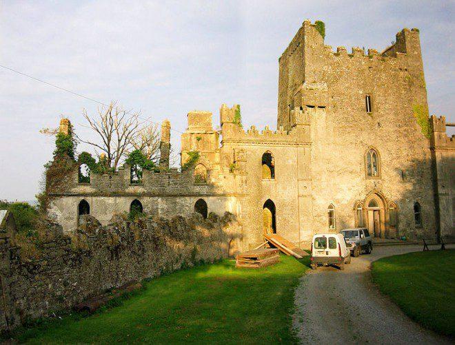 Leap Castle. Créditos: Wikimedia.