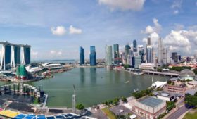 Um giro por Cingapura