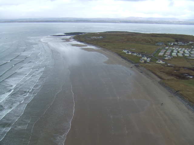 Rossnowlagh Beach. Créditos: Wikimedia.