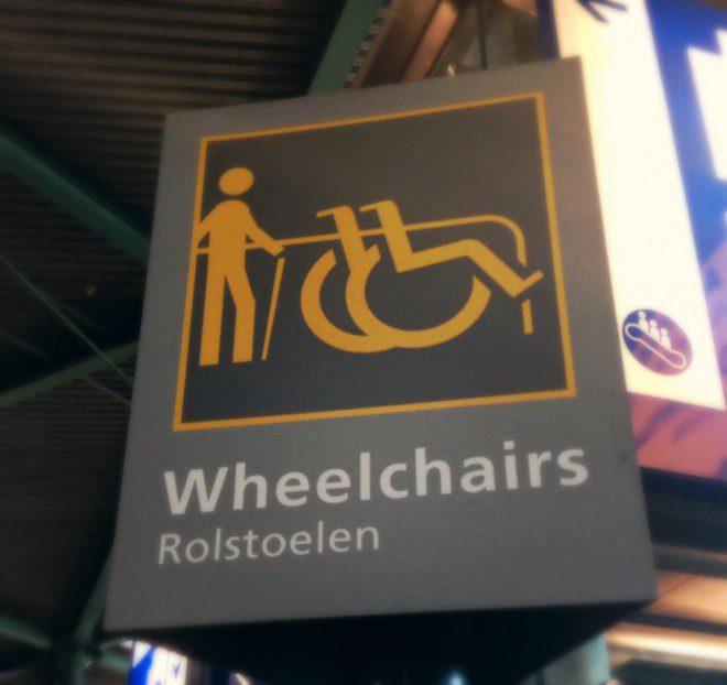 Reprodução: Accessibility Travel