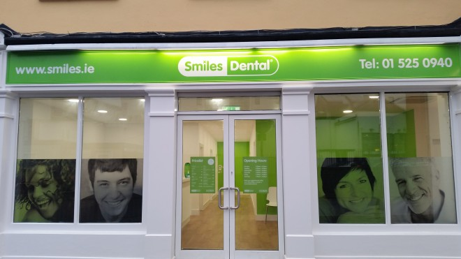 Clínica de odontologia em Dublin