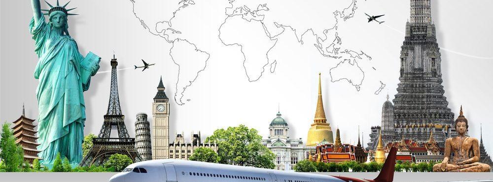 Que tal comprar uma passagem para dar a volta ao mundo?