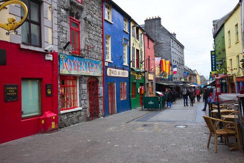 5 Hostels para você se hospedar em Galway