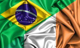 E se o Brasil tivesse sido descoberto pela Irlanda?