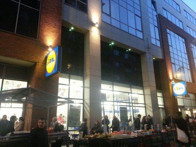 Ir no supermercado na Irlanda é rotina, devido a pouca validade dos produtos.Créditos: Luiz Fernando Rodrigues Jurado.