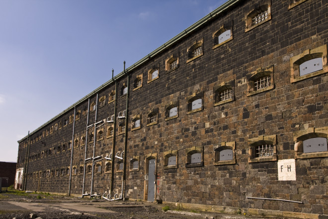 Créditos: The Crumlin Road Gaol.