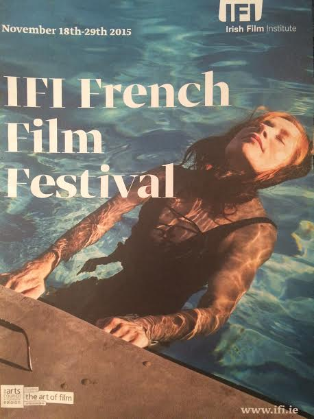 Cartaz do IFI - French Film Festival 2015