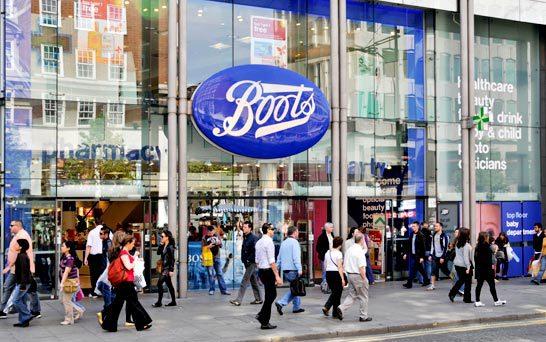 Boots. Foto: Telegraph