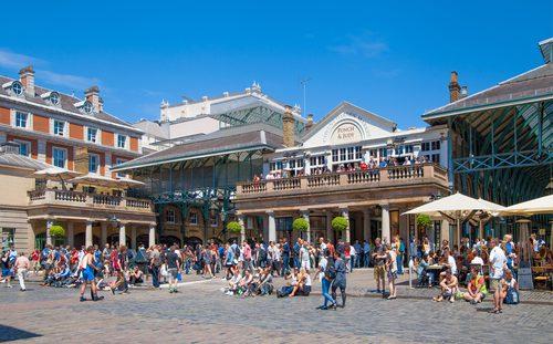 Covent Garden. Foto: Shutterstock