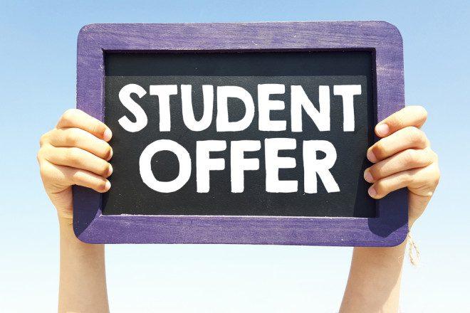 Tarifa de estudante garante desconto na passagem aérea para o exterior. Foto: Shutterstock