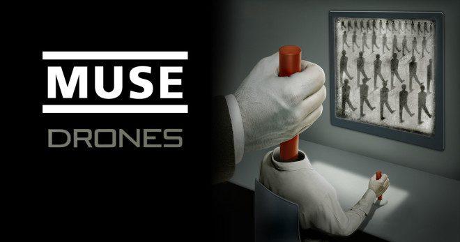 Muse - Drone - reprodução