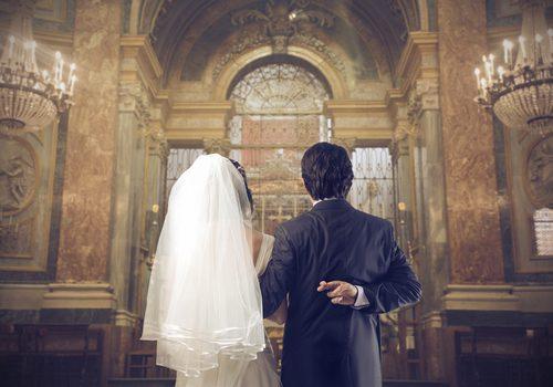 casamento falso