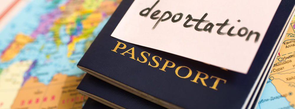 Cuidado com a Deportação