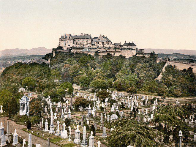 Cidade de Stirling. Reprodução: Wikipedia