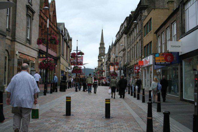 Inverness é a maior cidade das Highlands Reprodução: Wikipedia