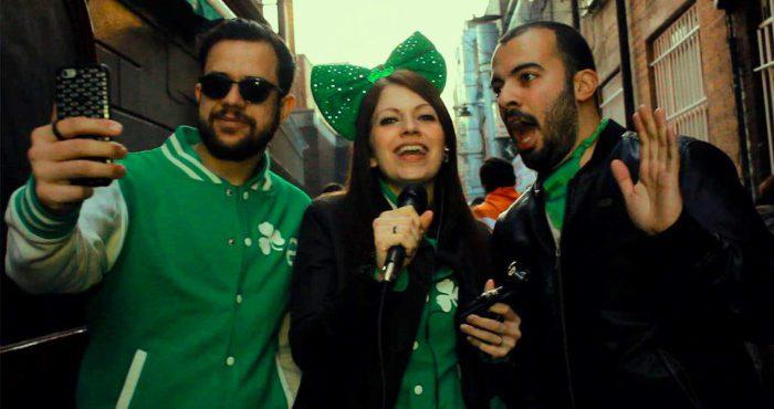 St. Patrick's Day 2016 nas ruas de Dublin – PCVV#97