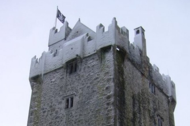 Diária em um castelo na Irlanda pode chegar a 6500 euros. Reprodução: Daily Edge