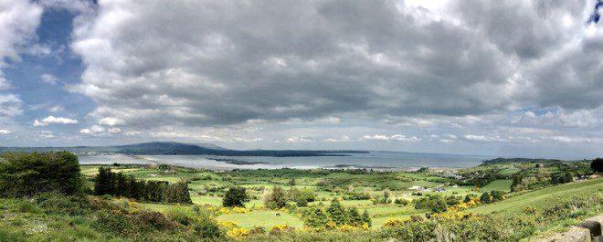 Paisagens de tirar o fôlego, também faz parte da routina no condado de Donegal. © Nirina Sands | Dreamstime.com