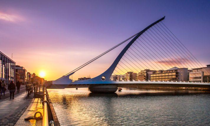 Por que eu escolhi Dublin?