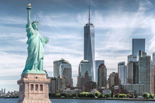 Nova York é a segunda cidade mais procurada pelos estudantes estrangeiros nos EUA. Crédito: Pongpon Rinthaisong | Dreamstime.com