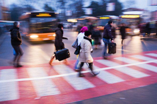 Dificuldades com transporte pesam ao voltar para o Brasil. Crédito: Madrabothair | Dreamstime.com