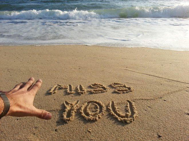 Uma hora ou outra a saudade aperta. Crédito: Deki44 | Dreamstime.com