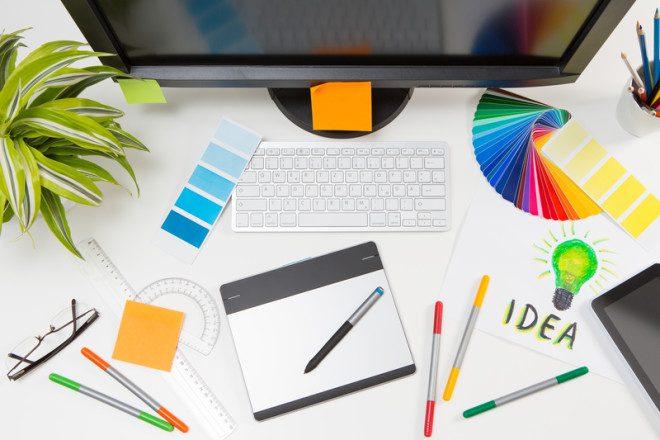 É possível trabalhar como designer na Irlanda. Crédito: Scyther5 | Dreamstime.com