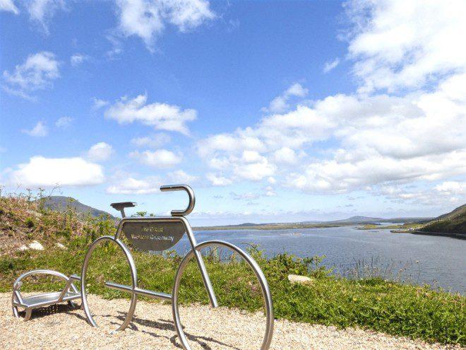 A cidade também é conhecida dos bikers de plantão, graças à Greenway. Crédito: Hannahsakura   Dreamstime.com