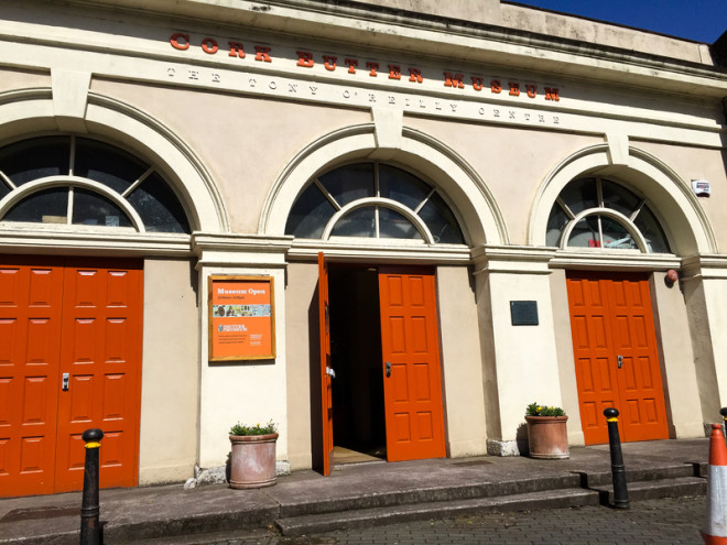 Um museu dedicado à manteiga - um dos produtos irlandeses mais exportadas a décadas atrás. Crédito: David Ribeiro | Dreamstime.com