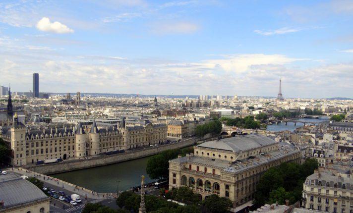Blogueiros pelo mundo: Paris, França