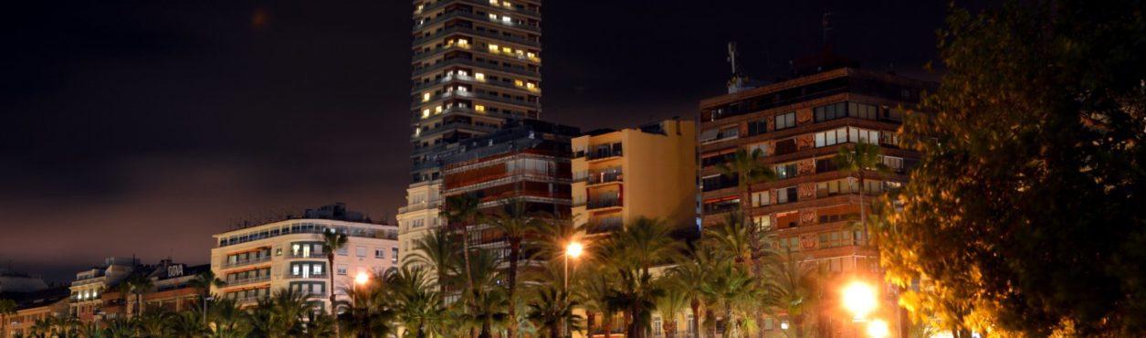 Blogueiros pelo mundo: Alicante, Espanha