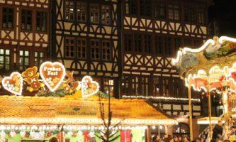 Blogueiros pelo mundo: Frankfurt, Alemanha