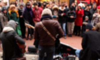 Buskers: música pelas ruas da Irlanda