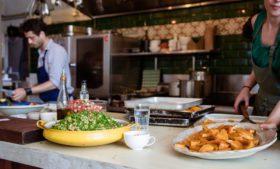 5 lugares para comer saudável em Dublin