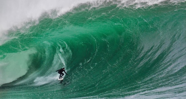 Surfe em Sligo. Foto: SligoToday