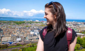 Passeando por Edimburgo, na Escócia – All That Jess#61