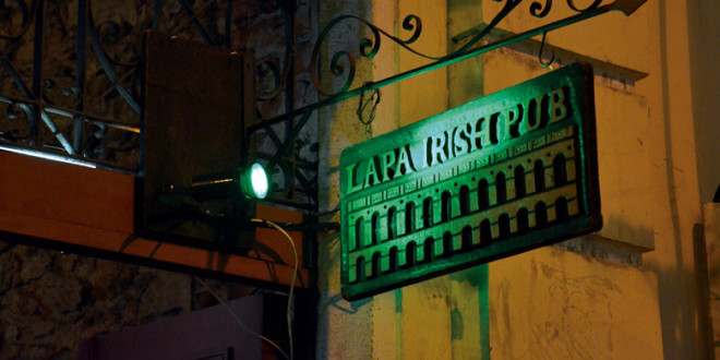 Lapa Irish Pub, no Rio de Janeiro. Foto: Divulgação