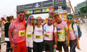 The Rainbow Run 2016, na Irlanda