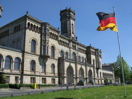 Alemanha oferece bolsas de estudo para brasileiros. Reprodução: Shutterstock