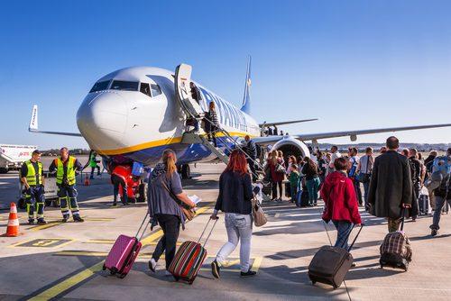 Ryanair é a rainha dos preços baixos! Foto: Shutterstock