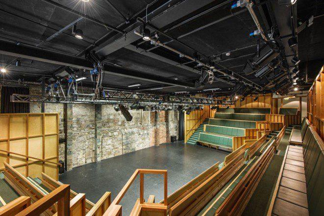 Reprodução: Irish Theatre