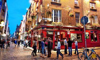 5 pubs que você deveria visitar em Dublin