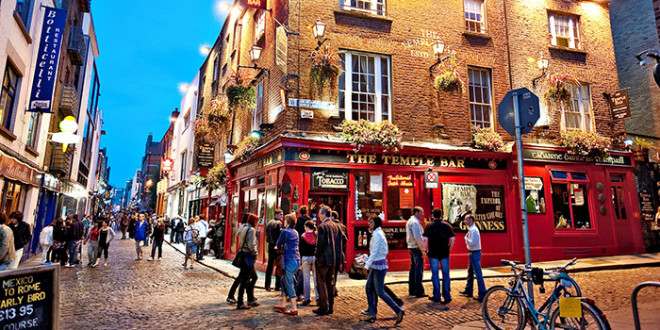 Temple Bar. Foto: Pixabay
