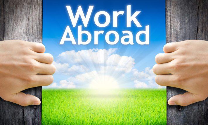 Em busca do primeiro emprego na Irlanda