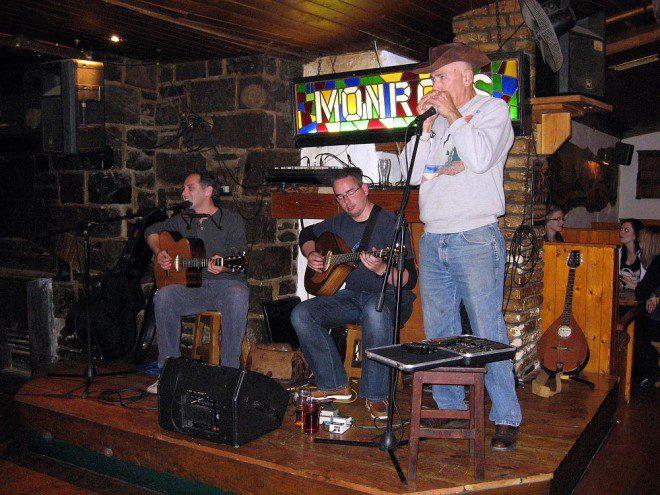 Reprodução: Traditiona Irish Pubs