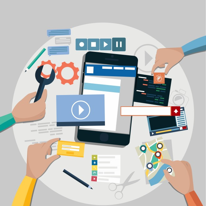 Aplicativos ajudam a aprimorar o idioma. Foto: Shutterstock Foto: Shutterstock