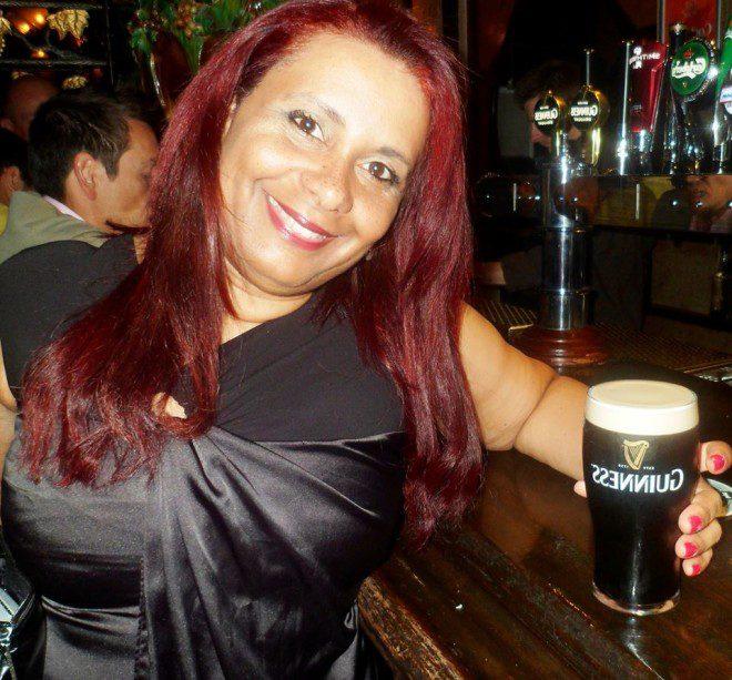 Lena amou tanto a experiência que criou uma comunidade no facebook sobre a Irlanda
