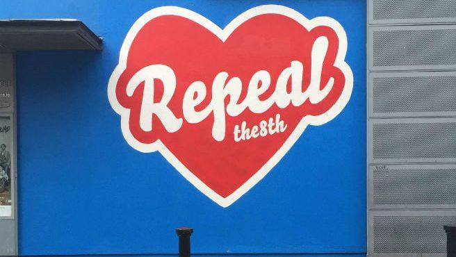 Você sabe o que é a campanha Repeal the 8th?